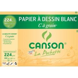 Pochette CàGrain® blanc 224g