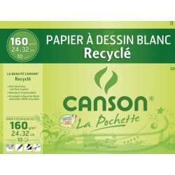 Pochette Recyclé Canson®...