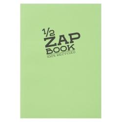 1/2 Zap Book encollé 80F 80g